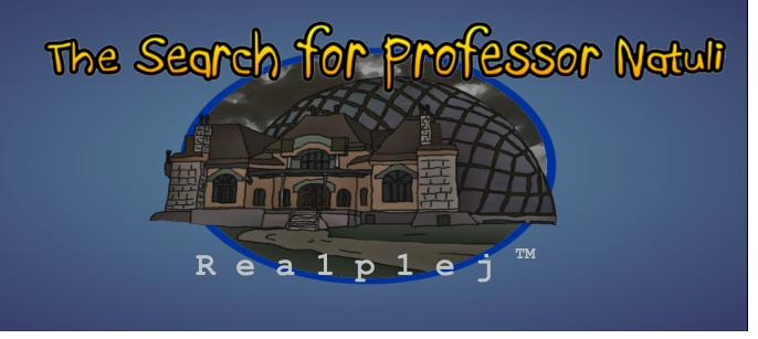 The Search For Professor Natuli